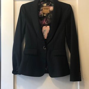 NWT Ted Baker Core black suit jacket